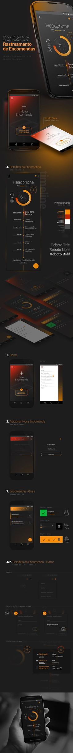 Mobile UI Design Inspiration #42 - Smashfreakz