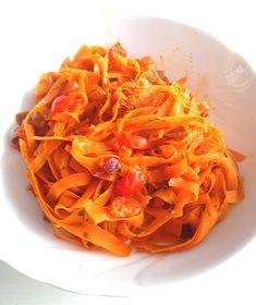 Gebratene Möhrenspaghetti, ein leckeres Rezept aus der Kategorie Trennkost. Bewertungen: 5. Durchschnitt: Ø 3,6.