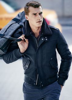 Clement Chabernaud and Mark Vanderloo for H.E.by Mango