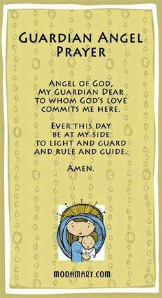 My childhood prayer..every night with my nana & grandad ❤