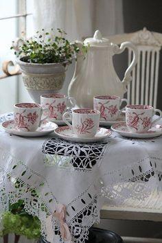 Hora del te