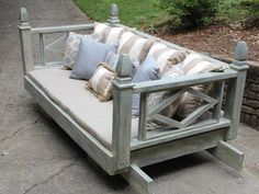 Swing Beds - Lexington 3