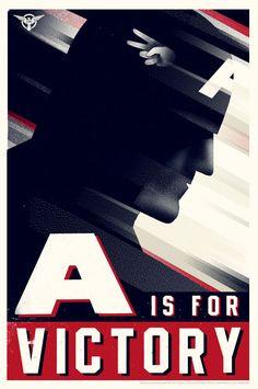 CAP'S Poster