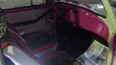 Interior completo Fusca