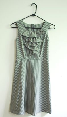 The Coffee Date Dress: a dress pattern on Burda that I'm somewhat enamored with.