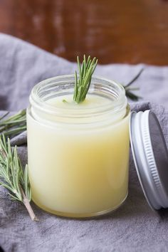 "DIY Vapor Rub - All natural, safe, and effective! A blend of coconut oil, beeswax, and essential oils to clear congestion and help you breath better! | <a href=""http://wickedspatula.com"" rel=""nofollow"" target=""_blank"">wickedspatula.com</a>"
