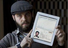 lifehack.com    Salve imagens dos seus documentos antes de viajar.