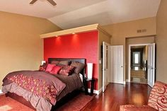 Sherwin Williams Red Tomato Sw 6607 Accent Wall Paint Colors For Dining Rooms