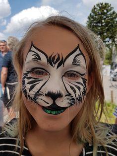 Tiger  Schmink with joy