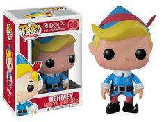 Hermy POP! vinyl figure by Funko. http://popvinyl.net #popvinyl #funko #funkopop