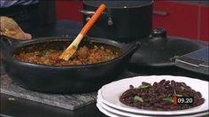 Bruna bönor på flera sätt | SVT recept Meat, Food, Brown, Essen, Meals, Yemek, Eten