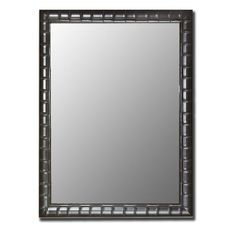 faux bamboo mirror, lots of size options