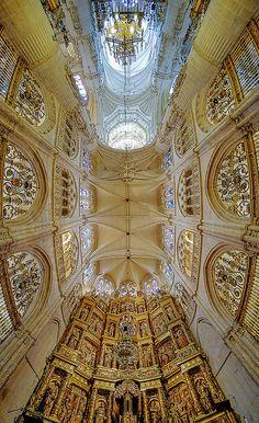 Burgos Cathedral, Camino de Santiago, Burgos, Spain.   Flickr: Intercambio de fotos