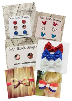 """""""4th of July!"""" by saram0223 on Polyvore"""