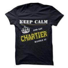 Let CHARTIER Handle it - #shirt diy #tee trinken. HURRY => https://www.sunfrog.com/Funny/Let-CHARTIER-Handle-it.html?68278