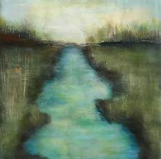 Shari Replogle Artist Encaustic Painting and Mixed Media Assemblage Art