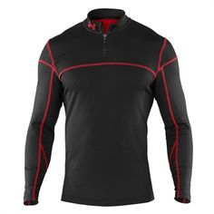 Under Armour® ColdGear® Thermal 1/4-Zip Base Layer #VonMaur