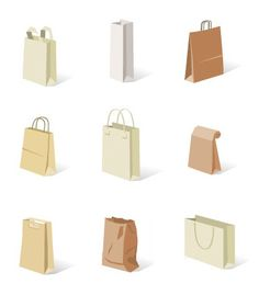15 Best Handmade Eco Friendly Paper Bags for Shopping Small Paper Bags, Print On Paper Bags, Paper Gift Bags, Paper Gifts, Diy Newspaper Bags, Paper Grocery Bags, Hand Work Design, Mesh Laundry Bags, Eco Friendly Paper