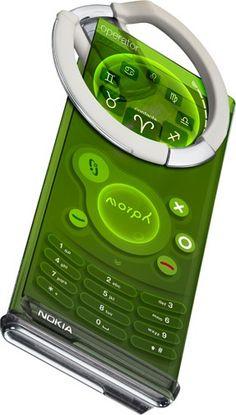 Nokia Morph concept foldable phone/tablet