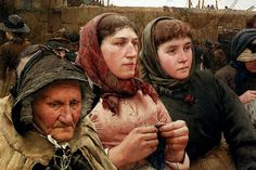 """""""Waiting For The Boats"""" by Walter Langley (1852-1922) (Courtesy of Art Renewal Center)"""