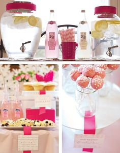 Cute Babyshower ideas for a little girl