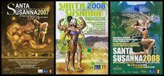 PepZapata_Blog!: Carteles Mundial Fitness 2007-2008