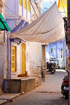 Old Jodhpur, India