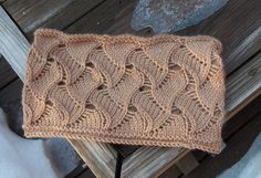 Clemence Cowl by At Home on the Bay/Lucky Knitter, via Flickr