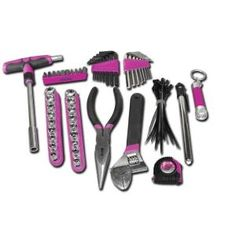 The Original Pink Box Tool Set (85-Piece) with Case in Pink-PB85TK at The Home Depot