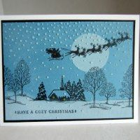 this card was to think up and put together! So MANY Stampin' Up! The Best Of Christmas, Christmas Lodge, Create Christmas Cards, Christmas Card Crafts, Christmas Hearts, Christmas Hanukkah, Xmas Cards, Handmade Christmas, Christmas 2015