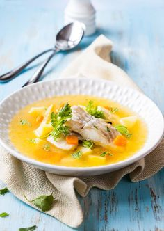 Greek Recipes, Fish Recipes, Seafood Recipes, Cooking Recipes, Healthy Recipes, Recipies, Clean Eating, Healthy Eating, Yummy Mummy