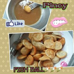 Pinoy street foods