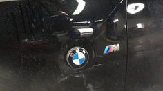 BMW that we polished and protected with April Ceramic Coating, Bmw Logo, Arctic, North Pole