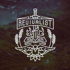 Revivalist Tutorial by Jeff Finley, via Behance