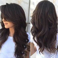15 More Fashionable Hairstyles for Girls with Long Hair: #12.