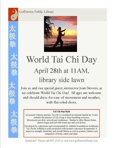 Tai Chi Day