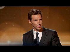 Hollywood Actor Award: Benedict Cumberbatch