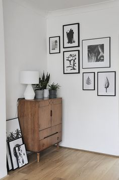 Wall gallery, photo: Allspice Design