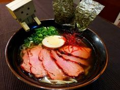 How to make Ramen at Home 【醤油ラーメン・Soy Sauce】 - YouTube
