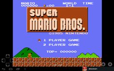 Descargar Pack de Juegos Super Mario Bros Android | Apkingdom