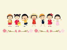 Chibi Maruko Chan, siempre preparada para cualquier ocasión! Caricaturas animadas manga ----- Chibi Maruko Chan always ready for any occasion, Funny manga cartoons for kids