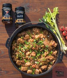 Jambalaya – schnellmalgekocht - Finance tips, saving money, budgeting planner Louisiana Chicken Pasta, Roast Beef Recipes, Cajun Recipes, Gumbo, Cheap Rice Cooker, Rice And Gravy, Beignet Recipe, Bacon On The Grill, Chili Con Carne