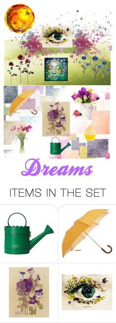 """""""Dreams"""" by patchworkcrafters ❤ liked on Polyvore featuring art"""