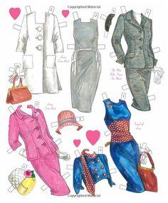 Doris Day Celebration Paper Dolls: David Wolfe, Paper Dolls, Jenny Taliadoros: 9781935223863: Amazon.com: Books