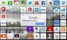 Herramientas, servicios y recursos de la Web 2.0