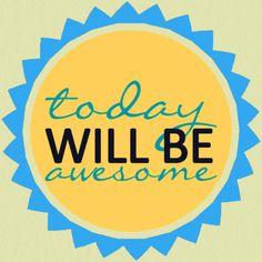 Sending a Little Positive Energy Your Way!!