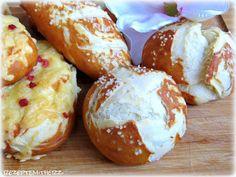 Laugengebäck - pur oder mit Käse überbacken