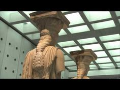 A short visit to the Acropolis Museum Directed by Konstantinos Arvanitakis, Music: Yiannis Drenogiannis - Copyright: Acropolis Museum Parthenon, Acropolis, Greek History, Greek Art, Ancient Greece, Greece Travel, Ancient Art, Art And Architecture, Athens