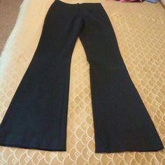 Cache black pants size 2 Cache black pants size 2, 64% polyester, 31% viscose, 5% lycra spandex Cache Pants