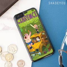 Now on sale! Clarence - iPhone... buy it here on http://www.shadeyou.com/products/clarence-iphone-7-case-iphone-6-6s-plus-iphone-5-5s-se-google-pixel-xl-pro-htc-m10-samsung-galaxy-s8-s7-s6-edge-cases?utm_campaign=social_autopilot&utm_source=pin&utm_medium=pin   #phonecases #iphonecase #iphonecases
